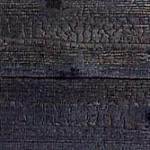 焼杉 ノーブラシ水性塗装